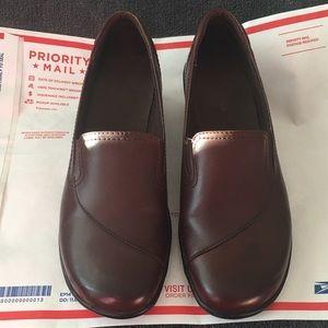 Clark's Leather Comfort Shoe